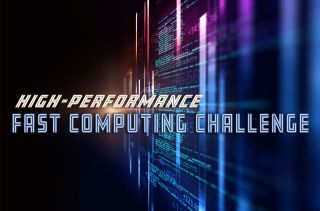 High Performance Fast Computing Challenge poster