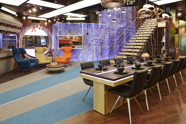Big Brother is going for a retro look this year  (Channel 5)
