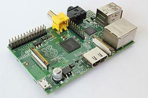Raspberry Pi: Kids Build Cheap Computers