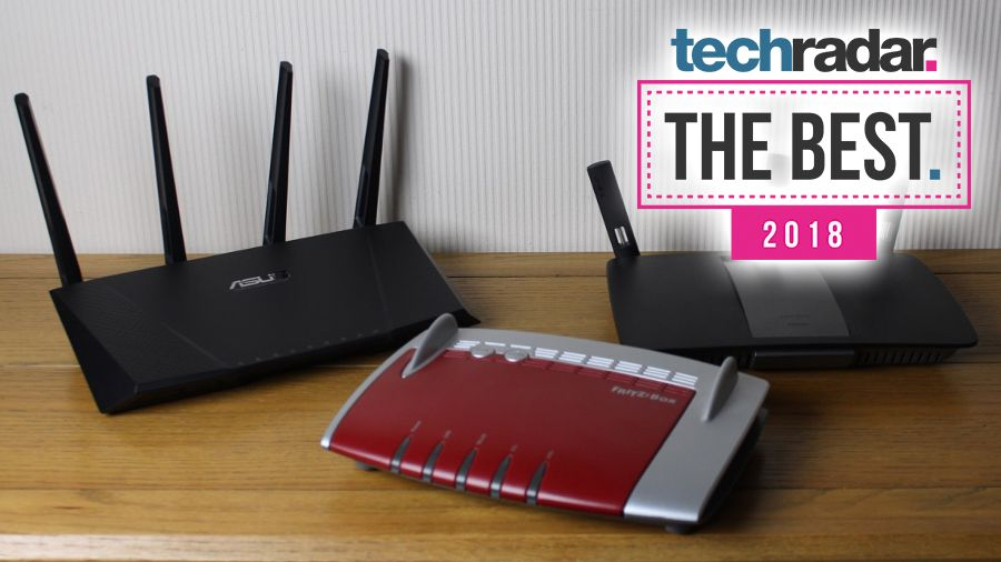Best wireless routers 2018: the best routers for your home network ...