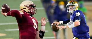Notre Dame vs. Boston College live stream