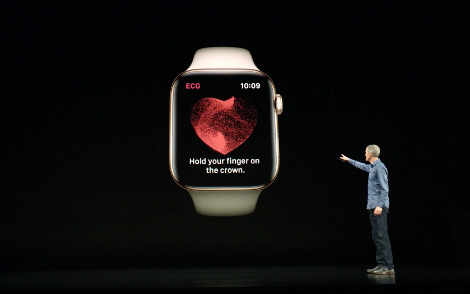 3 Ways the Apple Watch Series 4 Can Save Your Life | Tom's Guide