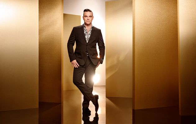 The X Factor, Robbie Williams