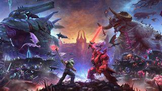 Doom Eternal: The Ancient Gods, Part 2 Banner Image