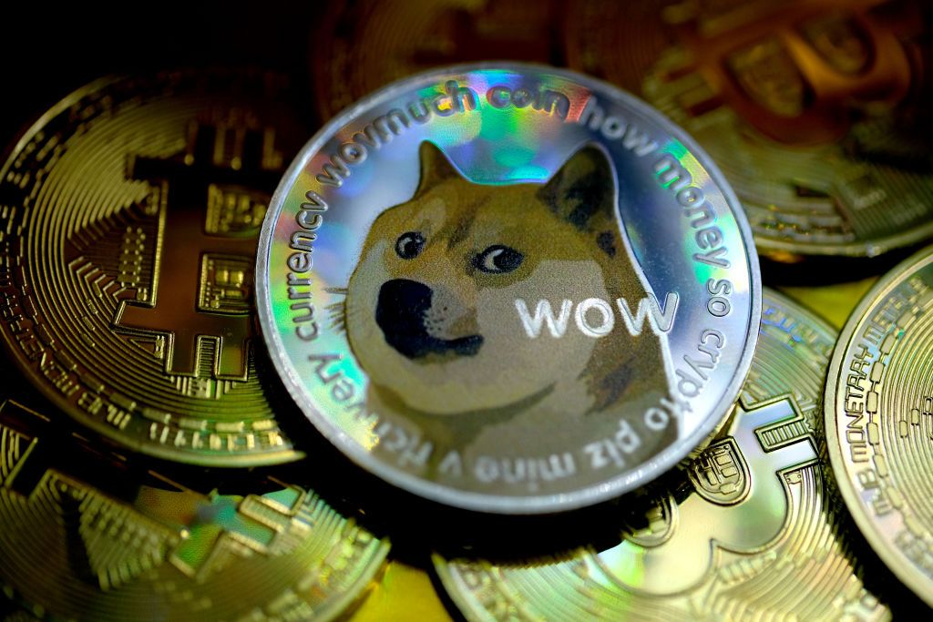 Elon Musk says he's going to put Dogecoin on 'the literal moon'