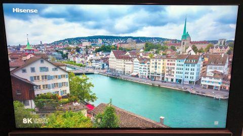 Hands on: Hisense HZ85U9E 8K LCD TV review | TechRadar