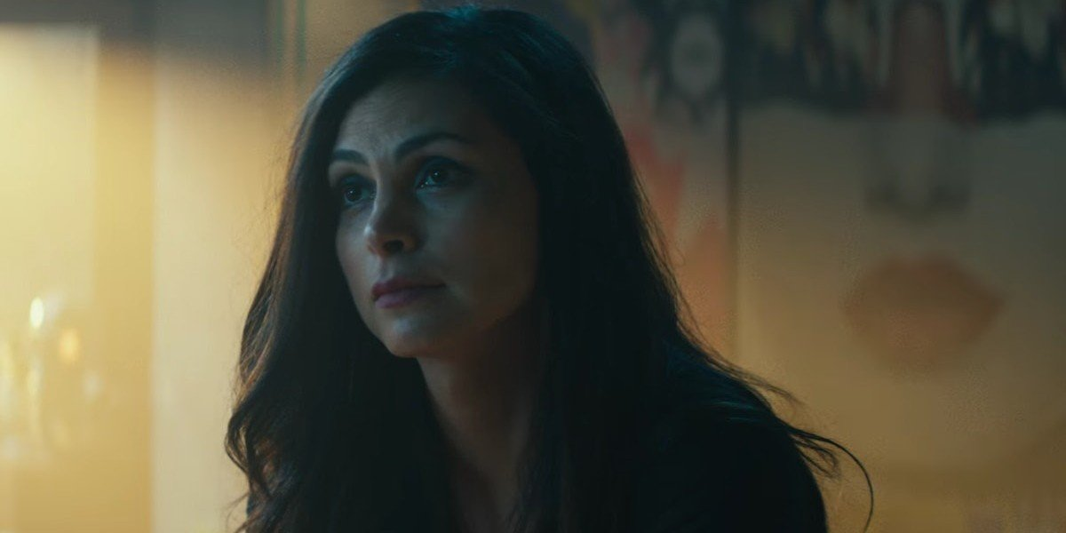 Deadpool's Morena Baccarin Gets Honest About Her Lack Of Screen Time In The Sequel