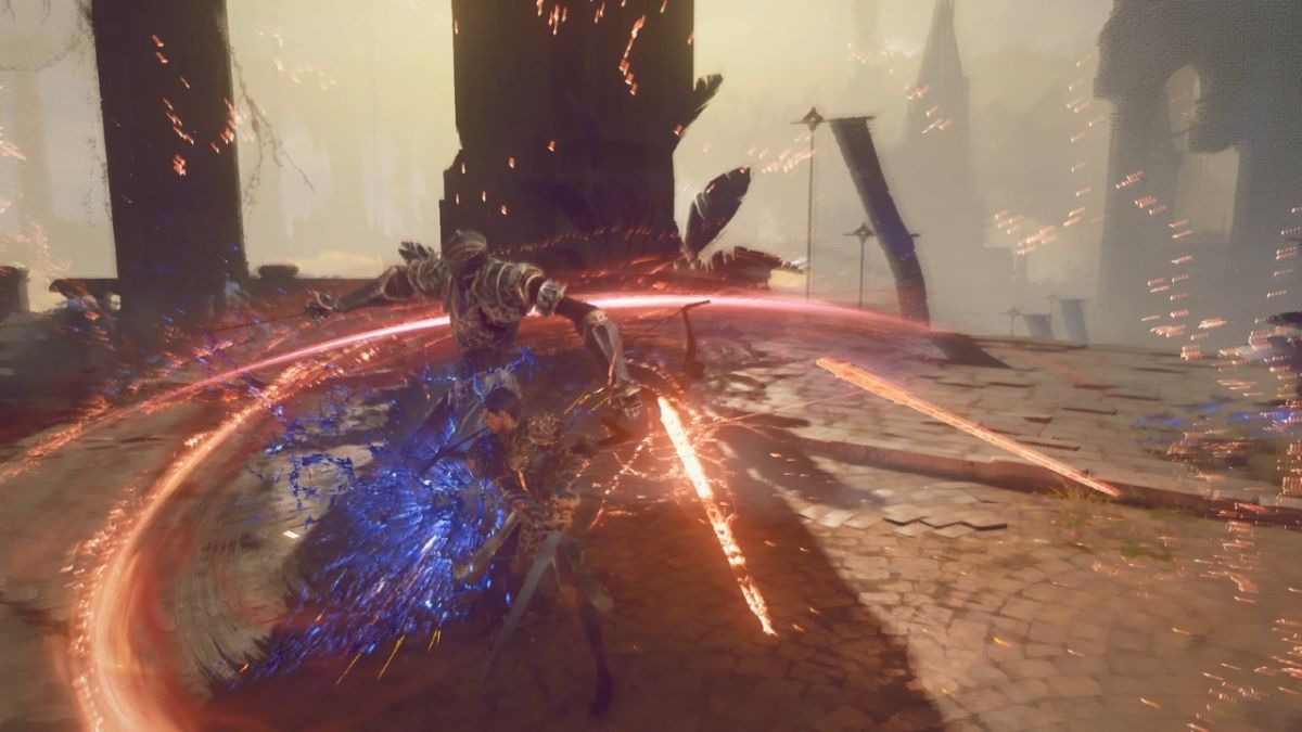 The first gameplay trailer for PlatinumGames' Babylon's Fall just dropped at State of Play 2019