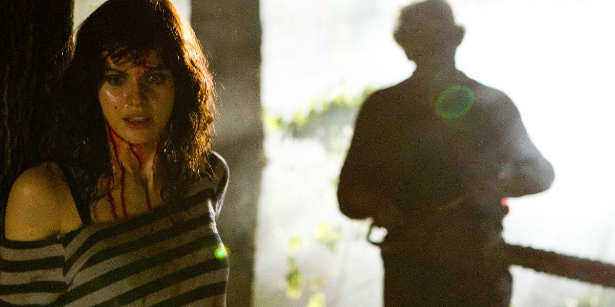 Alexandra Daddario in Texas Chainsaw
