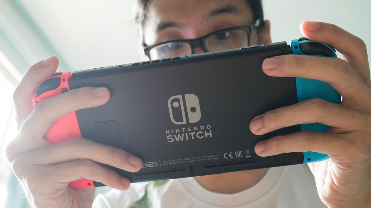 Today only nab a Nintendo Switch for AU$385 in eBay's 21st birthday sale – TechRadar