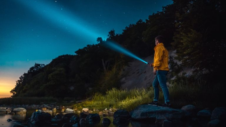 best torch and flashlight: Andreas Dress on Unsplash
