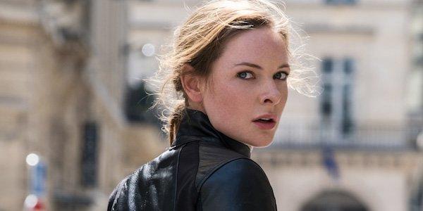 Rebecca Ferguson is Ilsa Faust