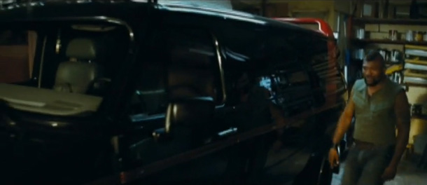 The A-Team Trailer In HD With Screencaps #2213