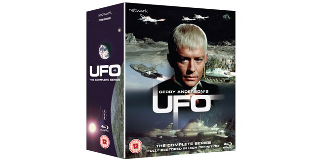 UFO: The Complete Series on Blu-ray | Gerry Anderson's cult