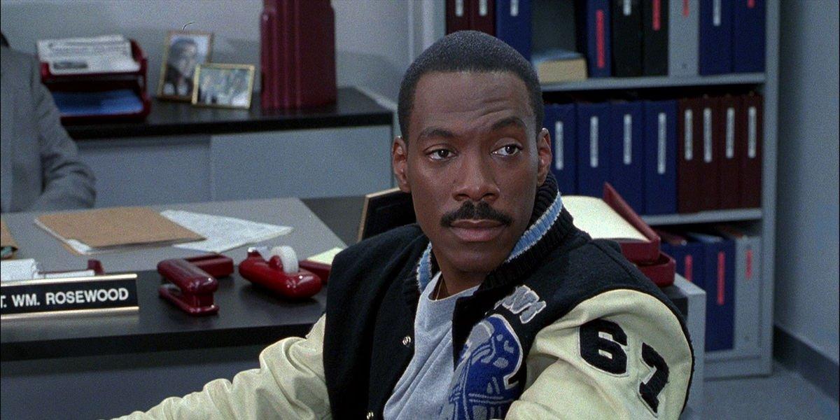 Eddie Murphy in Beverly Hill Cop III