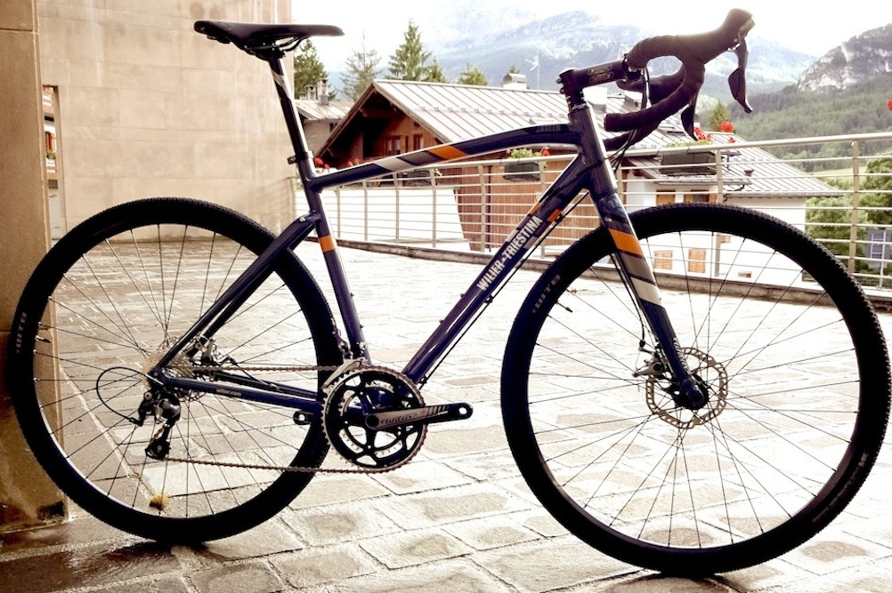 However Large You Like Your Gravel Wilier Has A Bike For