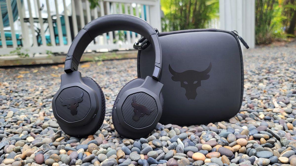 JBL UA Project Rock Over-Ear Training Headphones review