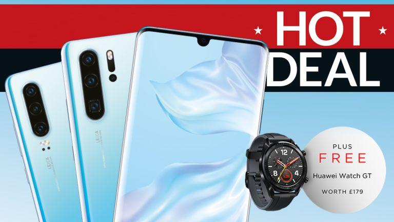 Huawei P30 Pro Deal Free Huawei Watch GT