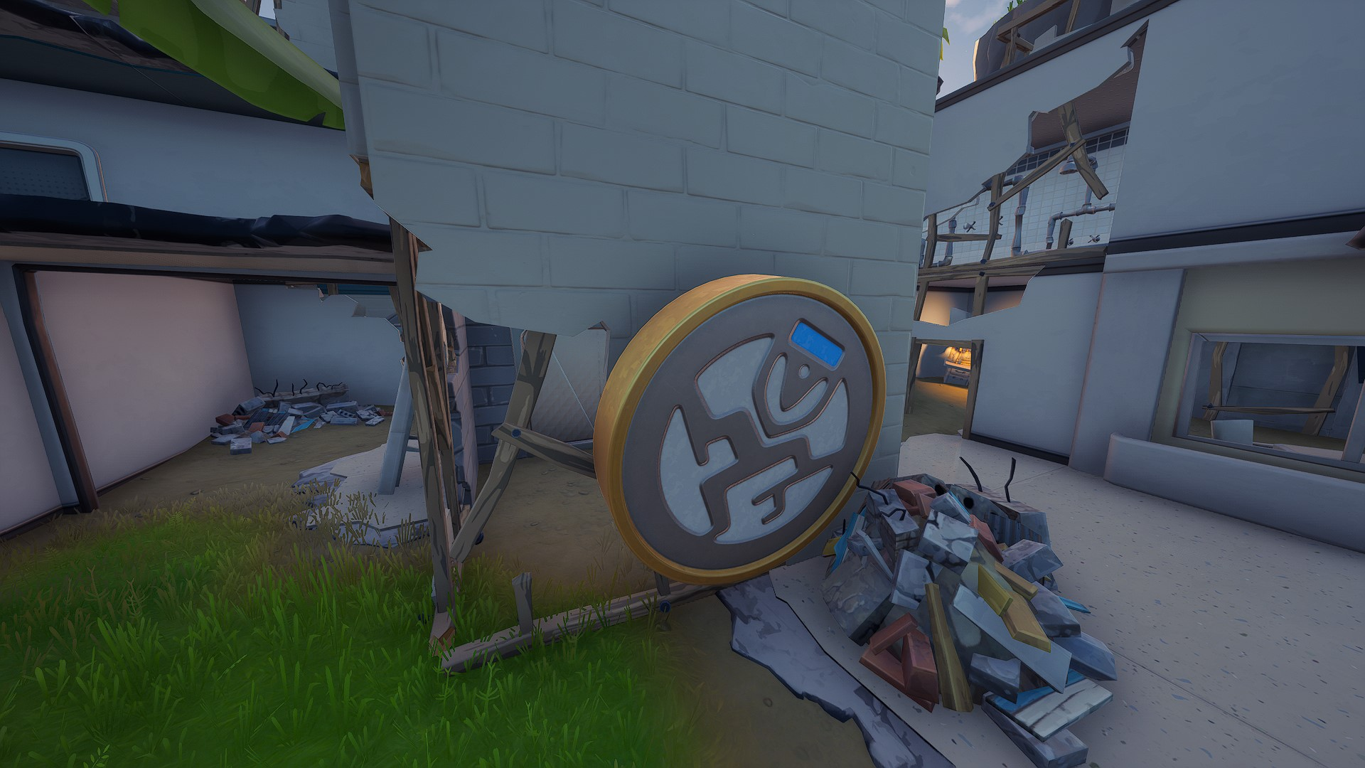 fortnite ghost and shadow ruins