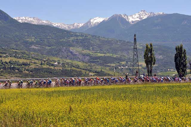 Dauphine Libere 2009, stage 6