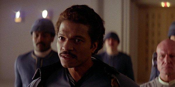 Lando in Empire Strikes Back