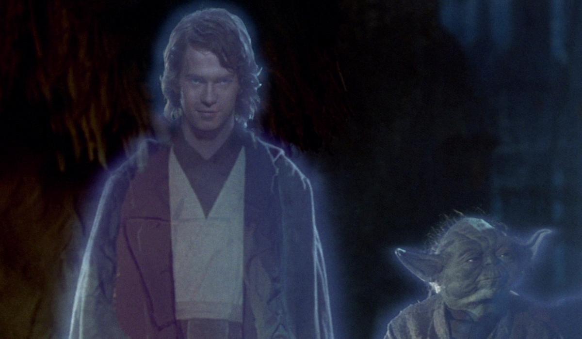 Anakin Return of the Jedi
