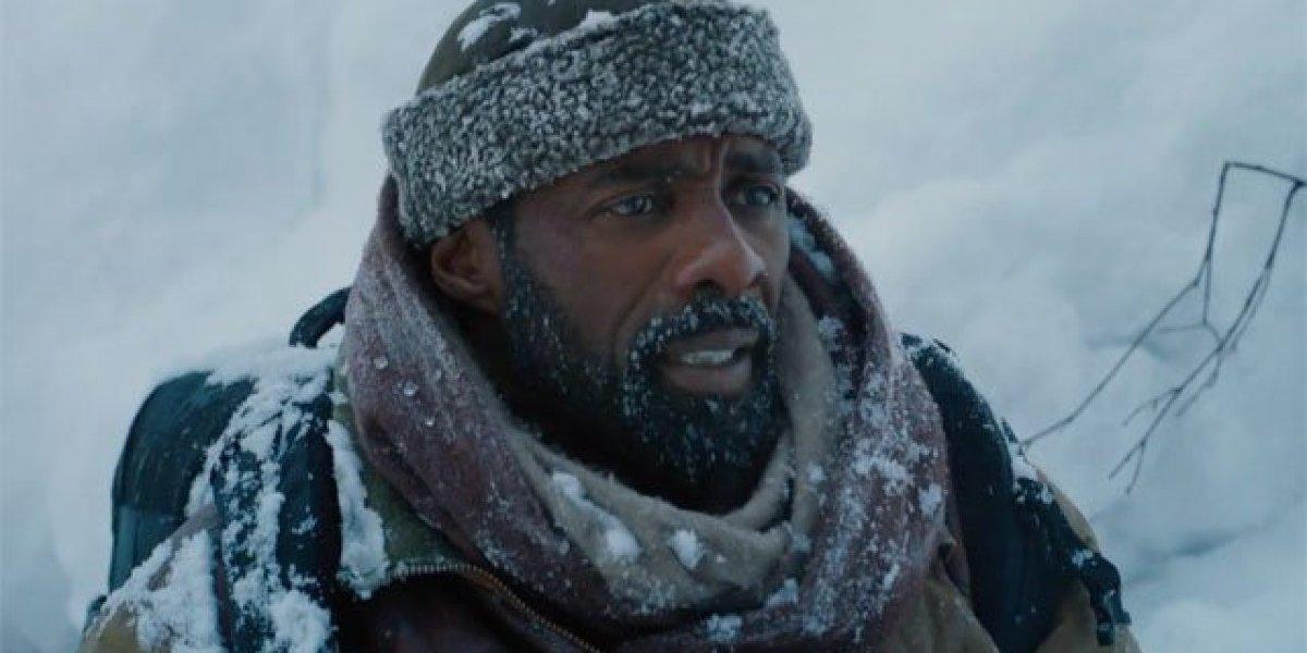 Idris Elba in The Mountain Between Us