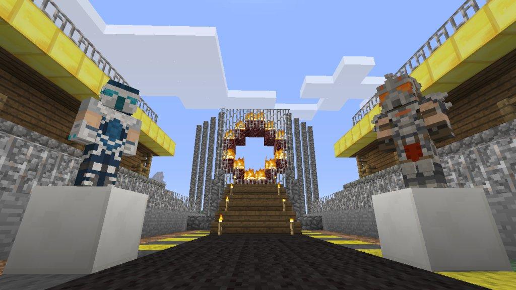 Minecraft Xbox 360 Edition Adding Killer Instinct Skins Soon #31566