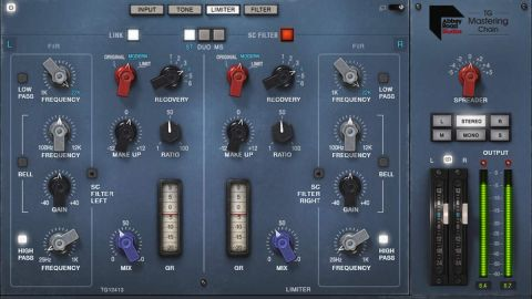 Waves Abbey Road TG Mastering Chain review | MusicRadar