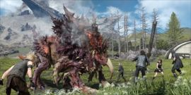 Final Fantasy XV's PC Demo Is Available Now