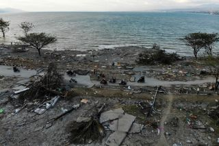 7 5-Magnitude Earthquake and Tsunami Devastate Indonesia