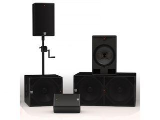 Martin Audio Unveils CDD-Live! Audio Line