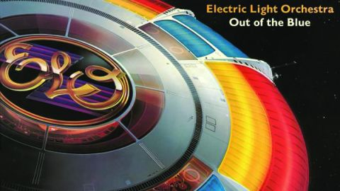 Cover art for ELO - Out Of The Blue 40th Anniversary album