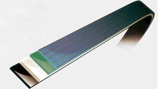 world record breaking magnetic storage strip 580TB Fujifilm