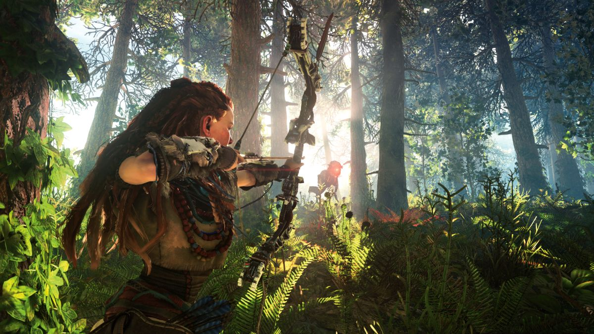Horizon Zero Dawn 2 could be going online, with Guerrilla hiring for people experienced in multiplayer games - GamesRadar
