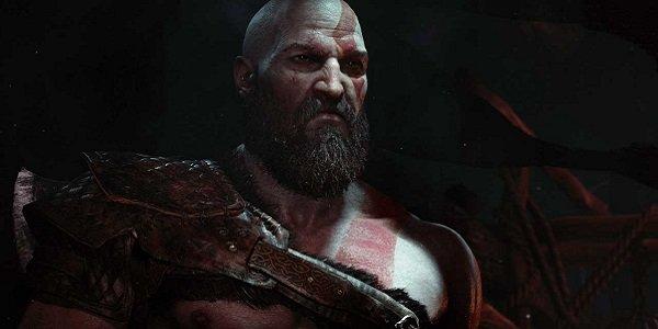 Kratos in God of War.
