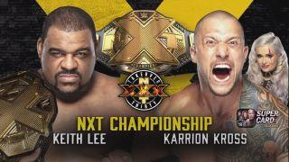 NXT TakeOver XXX live stream: Lee (c) vs Kross