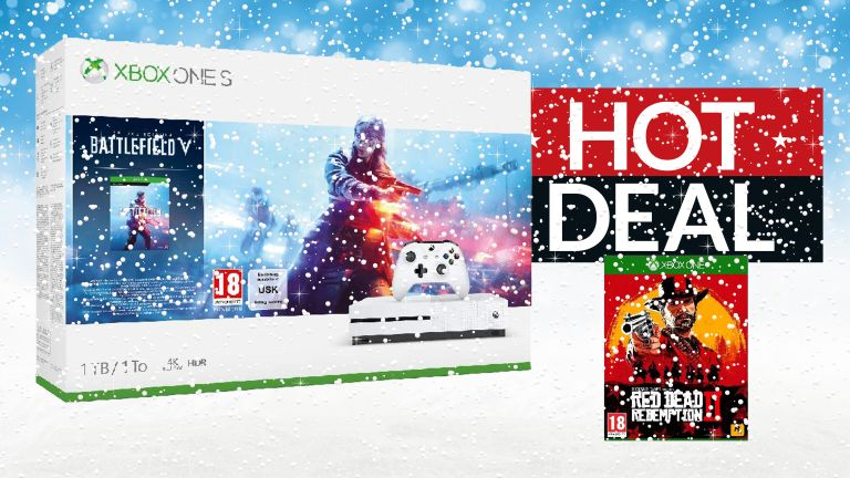 Xbox One deals: Xbox One S 1TB console with Red Dead