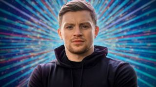 Strictly Come Dancing contestant Adam Peaty