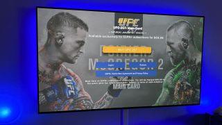 Poirier-McGregor in UFC 257 on ESPN Plus