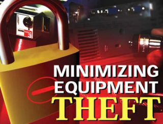 Minimizing Equipment Theft