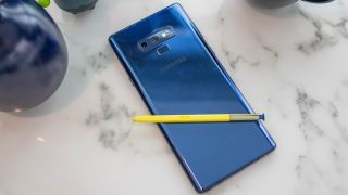 Samsung Galaxy Note 9 vs Samsung Galaxy Note 8 | TechRadar