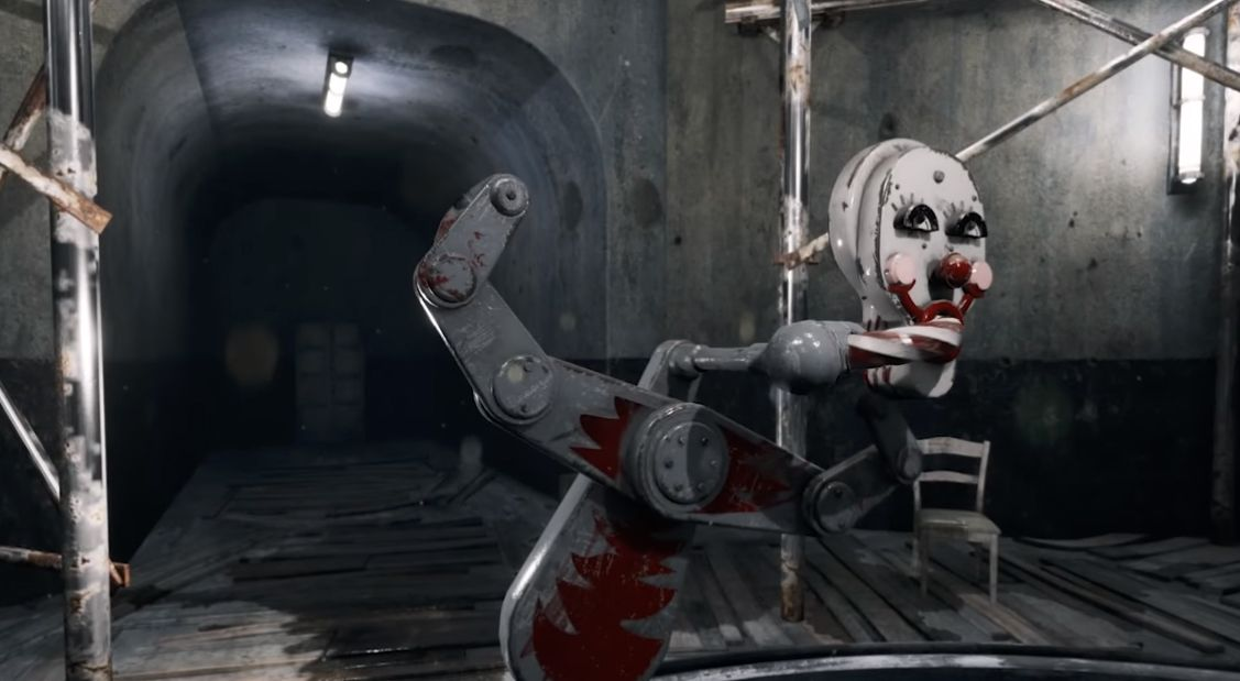 Atomic Heart, the strange Soviet-era shooter, teases horrifying Clown Trap
