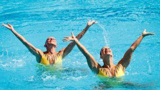 Synchronschwimmen bei den Olympischen Spielen