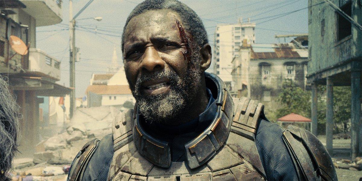 Bloodsport (Idris Elba) in The Suicide Squad