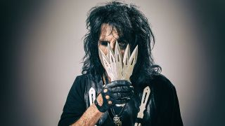a press shot of alice cooper