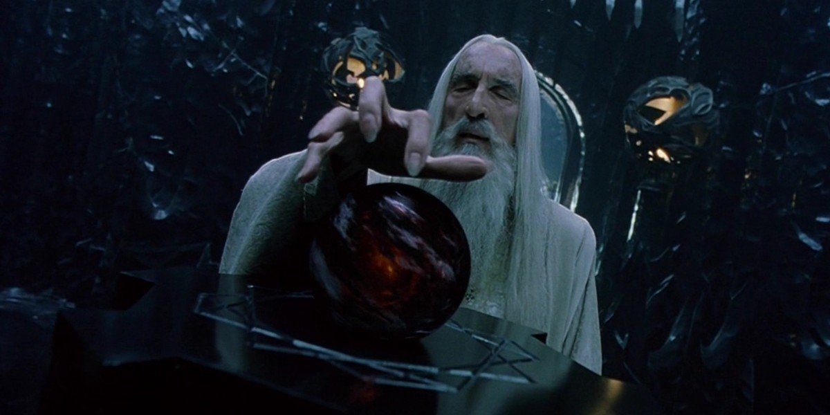 Christopher Lee - The Lord of the Rings: The Two Towers