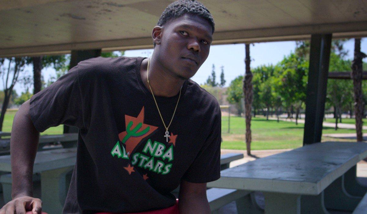 Malik Muhammad Last Chance U: Basketball Netflix