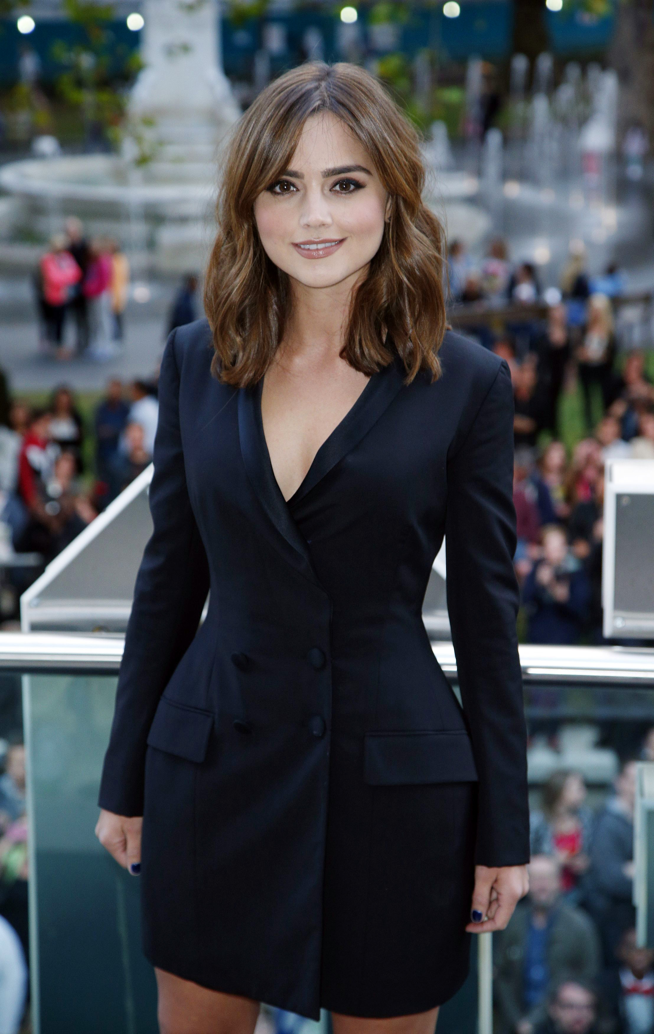 Jenna Coleman: 'I can't wait to tell the young Queen Victoria's story!' |  News | Doctor Who | What's on TV