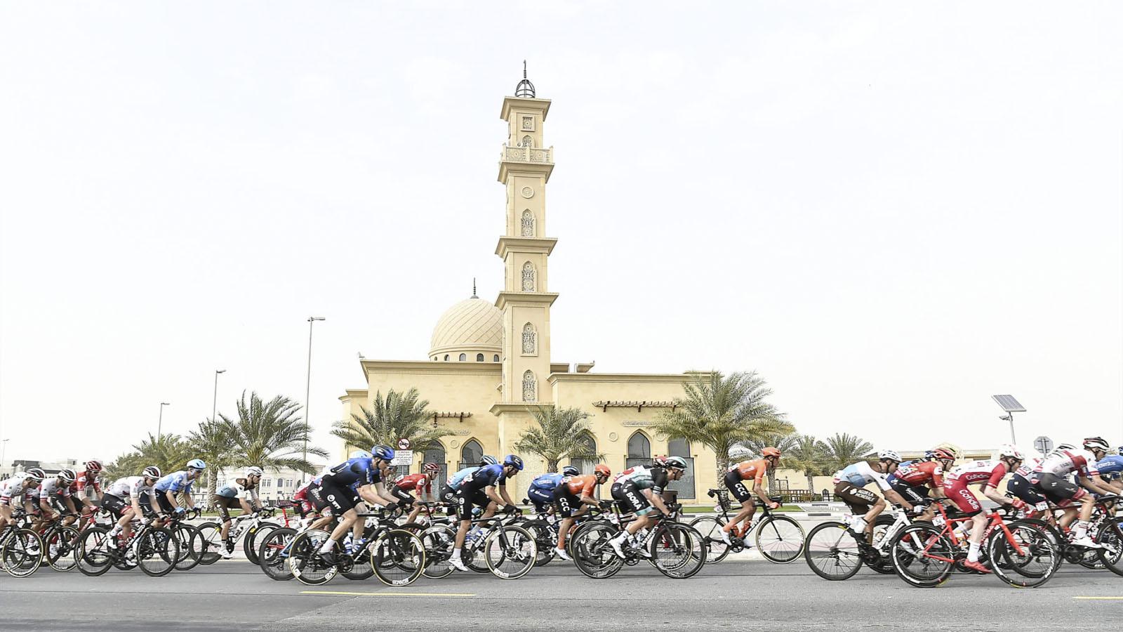 UAE Tour stage 1 - Live coverage